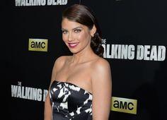 'The Walking Dead' Lauren Cohan (Maggie)