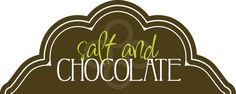 we ALL know during that time of the month, hormones go crazy and we start to crave SALT & CHOCOLATE!