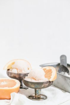 The Best Grapefruit Ice Recipe
