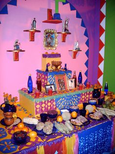 Celebrating Dia De Los Muertos in Santa Fe New Mexico - City Different Realty Santa Fe New Mexico Real Estate