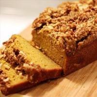 Streusel-Topped Pumpkin Bread 210491   BigOven