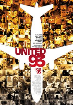 United 93 Movie Poster ( of Good Movies To Watch, All Movies, Saddest Movies, United 93 Movie, Flight 93, Watch Cartoons, Internet Movies, Hooray For Hollywood, Original Movie Posters