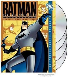 Batman The Animated Series: Volume 4