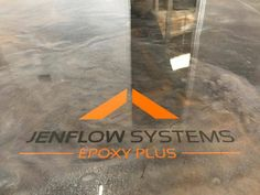 How cool is this Jenflow logo floor using our products? Want a free quote? Please contact us now on: 📞 01922 401 893 📧 kadi@jenflow.co.uk #THINKJENFLOW #jenflowsystemsltd #resin #flooring #resinflooring #epoxy #resinepoxy #epoxyresin #design #epoxytable #homedecor #interiordesign #artist #resinartist #woodwork #resinartwork #diy #decorativepainting #decorativepaint #home #luxury #decorative #interior #logo Epoxy Resin Flooring, Epoxy Countertop, Epoxy Floor, Epoxy Resin Supplies, Modern Interior Design, Interior Logo, Resin Artwork, Marble Effect, Modern Logo
