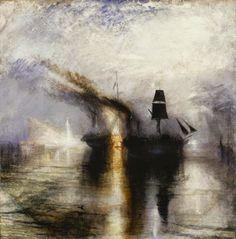 Late Turner – Painting Set Free: exposição na Tate Britain - assista os vídeos http://designmuitomais.blogspot.com.br/2014/09/late-turner-painting-set-free-exposicao.html