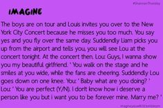 one direction louis imagines - Google Search