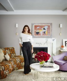 When it comes to home decorating, many celebrities are satisfied to sink big bucks into the trendiest furniture and finishes and call it a day. Marisa Tomei is not one of them. Her home is a museum of cozy vintage finds and one-of-a-kind treasures she's scavenged from around the world.