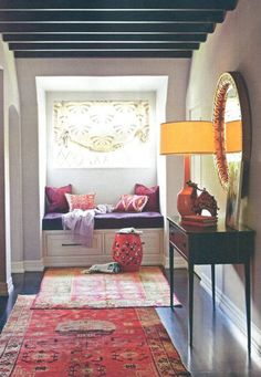 The Art of Layering Rugs