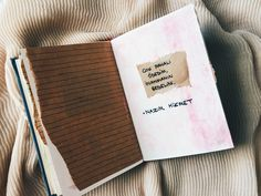 Benim Defterim - Dıy My Notebook  •İstanbul