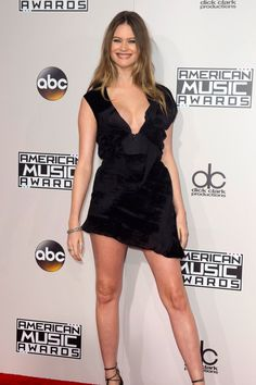 Behati Prinsloo Hits the Red Carpet For the First Time Since Becoming a Mom