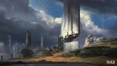 Image 1 of 7 from gallery of Which Video Games Have the Best Architecture?. via halowaypoint.com