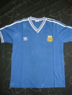 1e1996de5 Official jersey of Argentina in the 1990 World Cup Final versus Germany.  Match Worn by Diego Maradona.