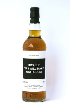 Laure Prouvost,  Ideally This Will Make You Forget, 2013. (Bottle)