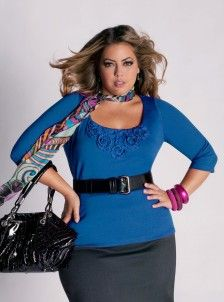 Plus Size: Career Clothes