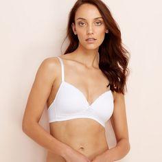 083929c1ccdac Debenhams 2 Pk White Black Non-Wired Padded T-Shirt Bra Size UK 30D DH088