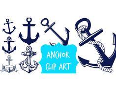 ClipArt Bilder  Navy Blue  Download sofort digital ClipArt