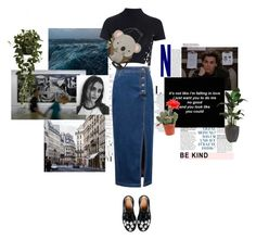 """""""I'm a hurricane"""" by a-place-for-just-you-and-me ❤ liked on Polyvore featuring Glamorous, ASOS, Nearly Natural and Ethan Allen"""