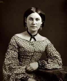 Cincinnati circa 1850s. Unidentified woman, Sixth-plate daguerreotype by James Presley Ball.