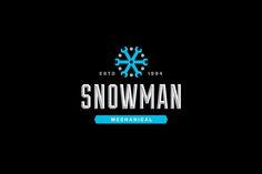 Snowman Mechanical on Behance