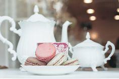 Macarons and tea - Et puis c'est tout .