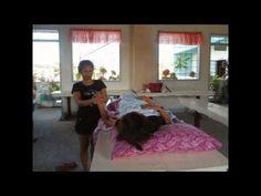 Pinoy Hilot Massage komb.mit Bambusmassage