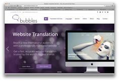 translation services / http://www.bubblestranslation.com