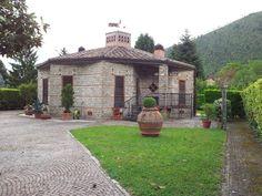 Ridolfi Casa Lina Marmore (Terni - Italia)