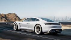 Porsche's Tesla-fighting Mission E concept car gets green light for production