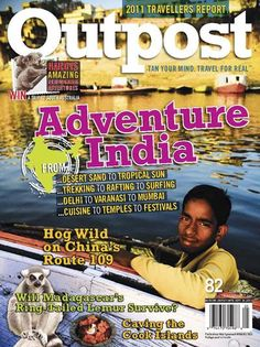 Outpost #Magazine Issue 82 #India