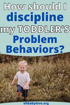 Stop ignoring those toddler problem behaviors and give your toddler boundaries and structure today. Here are examples of toddler behaviors you need to deal with, how to make a plan, and how to tackle one behavior at a time. Toddler Behavior, Toddler Discipline, Toddler Age, Terrible Twos, Make A Plan, Behavior Management, Group, Mom, Board