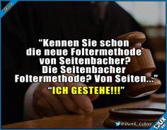 Ich wär ein toller Rechtsanwalt! #Werbung #nervig #Humor #Witz