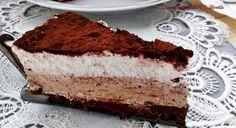 La Torta fredda al mascarpone e panna è un dolce fresco ,goloso e molto semplice da preparare. Senza colla di pesce e senza gelatina.Provatela!