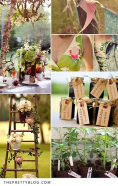 DIY Inspiration - not just for weddings
