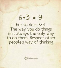 Quotes for Motivation and Inspiration QUOTATION – Image : As the quote says – Description That's cool I like that..very simple concept explained well.. This is a good lesson to learn too..i still need to work on this one