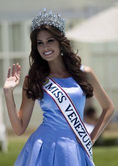 Miss Venezuela 2013, Maria Gabriela Isler