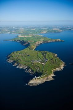 Old Head Golf Links, County Cork will remind you of Pepple Beach with its spectacular setting!