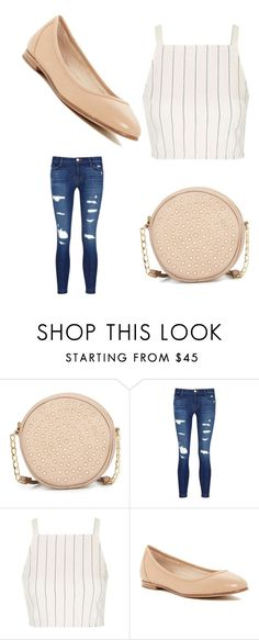 """""""That's love"""" by miasimos on Polyvore featuring Neiman Marcus, J Brand, Topshop and Via Spiga"""
