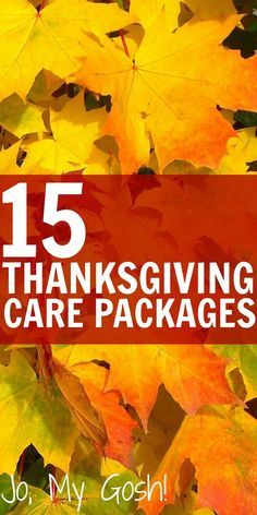 15 Thanksgiving Care Packages 15 care packages for. 15 Thanksgiving Care Packages 15 care packages for Thanksgiving with recipes, DIYs, and gi. Crafts For Teens To Make, Fall Crafts For Kids, Spring Crafts, Diy And Crafts, Easy Crafts, Thanksgiving Care Package, Fall Care Package, Missionary Care Packages, Thanksgiving Prayer