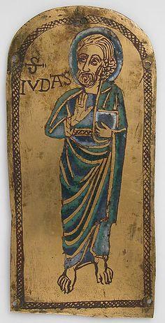 Plaque of St. Jude | German | The Met