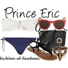 """Prince Eric"" by fofandoms on Polyvore"