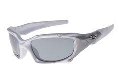 Oakley Pit Boss Silver Frame Gray Lens 2014