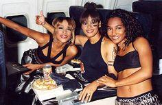 TLC,  R&B Music Group Best 90's R&B girl group