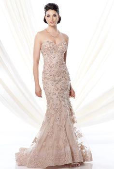 Ivonne D for Mon Cheri - 214D51 - Mother of the Bride Dress
