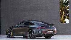 Salon de Genève 2018 - Mercedes dévoile la berline AMG GT