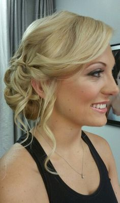 Hair and makeup by Pure Airbrush Makeup, Hair Makeup, Pure Products, Bridal, Party Hairstyles, Bride, The Bride
