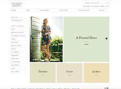 TOAST Simple Web Design