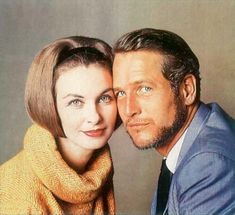 """""""i have steak at home, so why should i go out for a hamburger?"""" –paul newman on the longevity of his marriage to joanne woodward Hollywood Couples, Hollywood Actor, Golden Age Of Hollywood, Classic Hollywood, Old Hollywood, Hollywood Actresses, Paul Newman Joanne Woodward, Actrices Hollywood, Famous Couples"""