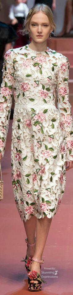 Dolce Gabbana Spring 2017