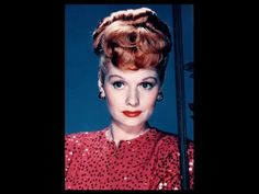 Lucille Ball In Color - 07 | Flickr - Photo Sharing!