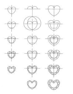 heart shaped gemstone cut